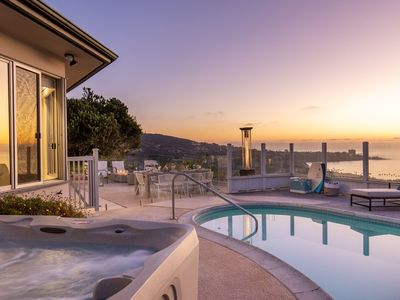 Photo for Vista by AvantStay | Stunning Estate w/ Views of the Pacific Ocean | Pool & Spa