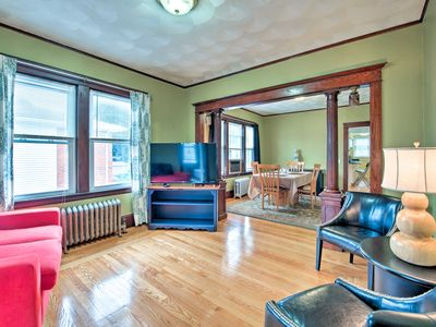 Photo for 3BR Apartment Vacation Rental in Providence, Rhode Island