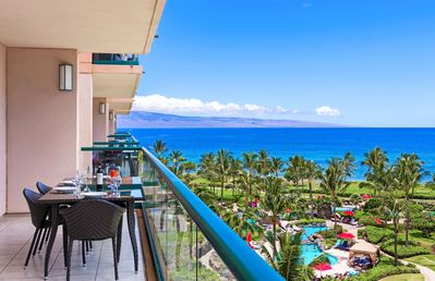 Photo for Maui Resort Rentals: Honua Kai - 6th Floor 3 Bedroom, Ocean AND West Maui Mountain Views!