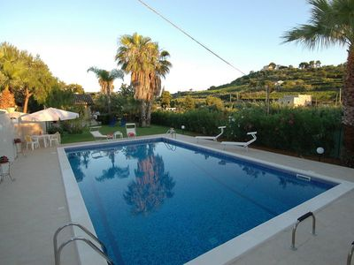 Photo for Villa in Trappeto with 3 bedrooms sleeps 6