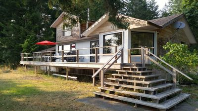 Photo for Denman Island Waterfront House