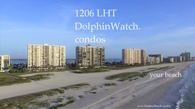 Photo for Beach-Front Paradise w/ Water Views at Every Window--Updated