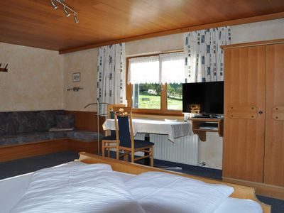 Photo for Double room 1 (with balcony) - Ritter Anni - Haus Ritter