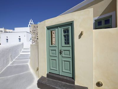 Photo for Dominique Home and Spa Santorini, 2 Bedrooms, 2 Bathrooms, Hammam, Up to 5 Guests!