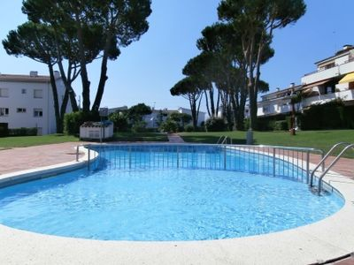 Photo for 2 bedroom Apartment, sleeps 4 in Calella de Palafrugell with Pool and WiFi