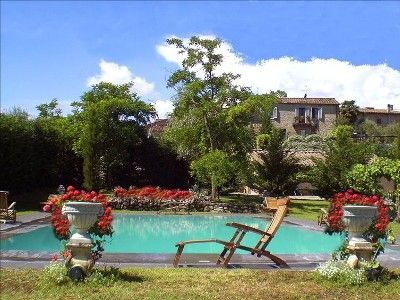 Photo for Authentic 13  century Townhouse Private Pool in  Chianti Hamlet c