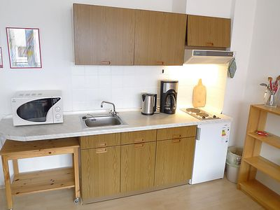 Photo for Apartment Nordseestern in Norddeich - 4 persons, 1 bedrooms