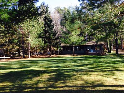 Photo for Perfect Brainerd Cabin on Upper South Long Lake for Friends and Family Getaway!
