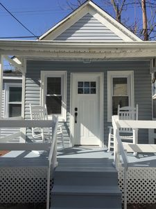Photo for Newly Renovated Summer Cottage 2 Blocks to the Beach