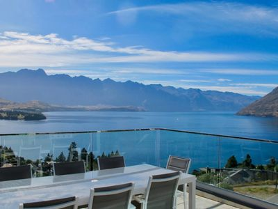 Photo for 7Wonders:  Spectacular 270 deg Views! Up to 22 Guests + 2 spa pools + 2 X 4WD's