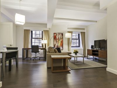 Photo for Beekman Tower  One Bedroom Executive Suite  #6