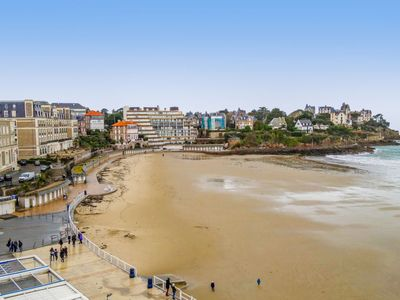 Photo for Apartment Les Terrasses  in Dinard, Brittany - Northern - 4 persons, 2 bedrooms