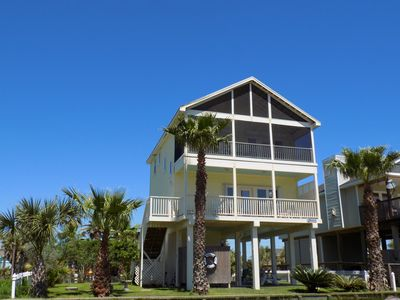 Photo for OCEANVIEW HOME!  one minute walk to BEACH!, Sleeps 11 with 3 bathrooms.