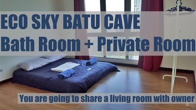 Photo for ECOSKY BATUCAVE en suite private room