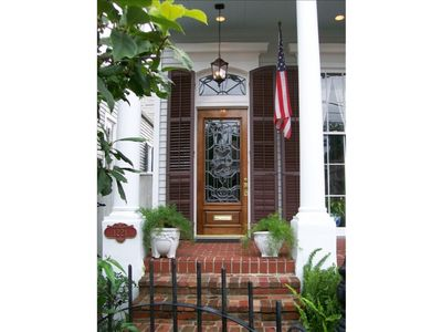 Photo for Garden District Gem with Pool and walk to Magazine Street!
