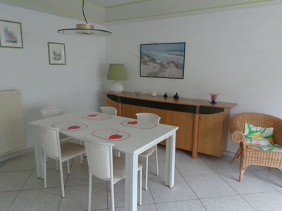 Photo for Pleasant apartment 50 meters from the sea wall 500 meters from Knokke Casino