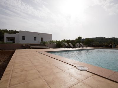 Photo for Casa Maymo in Santa Inés, the least exploited and unspoilt area of the island of Ibiza!