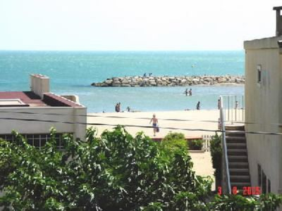 Photo for 1BR Apartment Vacation Rental in Valras-Plage, Occitanie