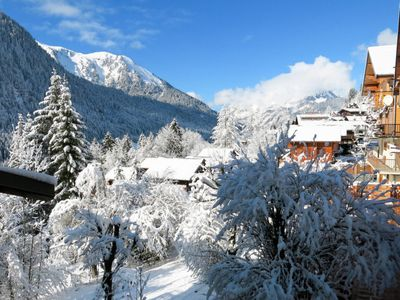 Photo for 2 bedroom Apartment, sleeps 6 in Châtel with WiFi