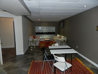 Photo for 2BR Apartment Vacation Rental in Gatineau, QC