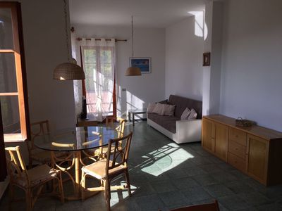 Photo for Sea view apartment a few steps from the center and Levanto beach