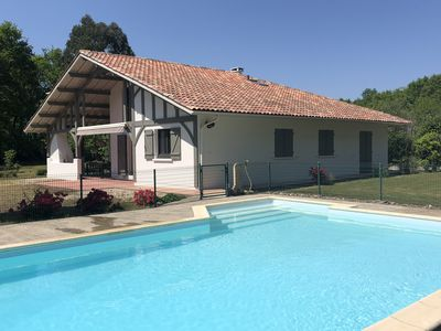 Photo for House with pool 20min from Hossegor