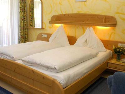 Photo for Double Room - Pension WOLFSEGG ***