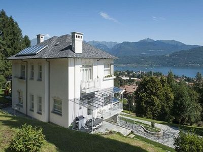 Photo for Private villa for your luxury holidays at Lake Maggiore, Italy.