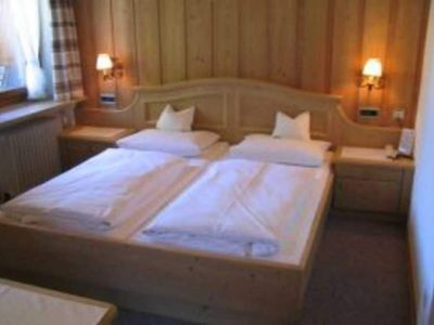 Photo for Double Room Category B - Inns guesthouse Pfatischer indoor pool and holiday apartments