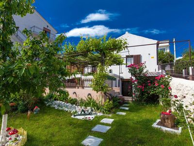 Photo for p This holiday home is located above the center of Crikvenica...