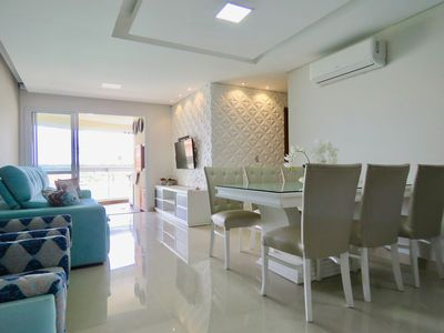Photo for Beautiful 3 bedroom apartment in Home Club - Beto Carrero and Beaches