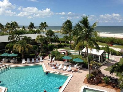 Photo for Oceanfront Unit, Fort Myers Beach, FL