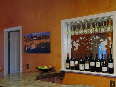 Custom Wine Bar