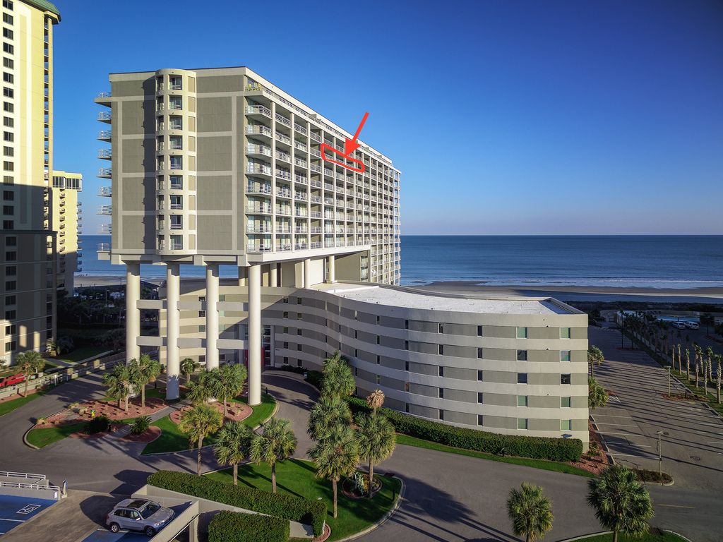 Beautiful 2 Br Oceanfront Condo Myrtle Beach Myrtle Beach Grand Strand Area South Carolina