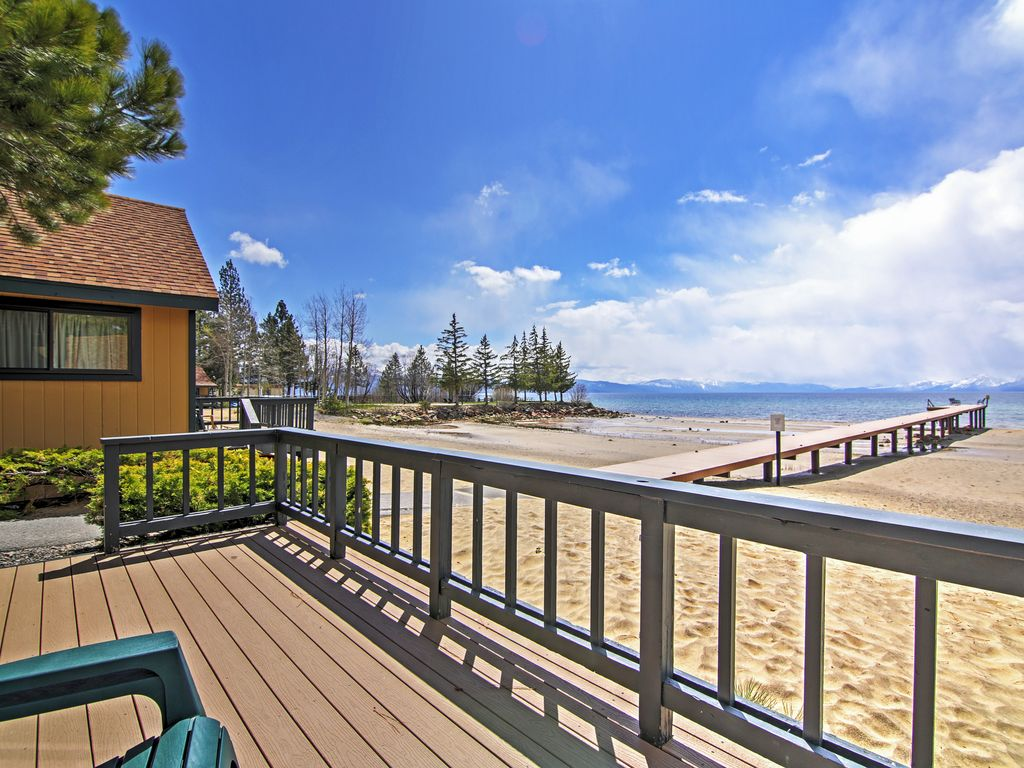 Nuova lista lakefront 1br tahoe vista cabin w wifi for Nuova lista punch house