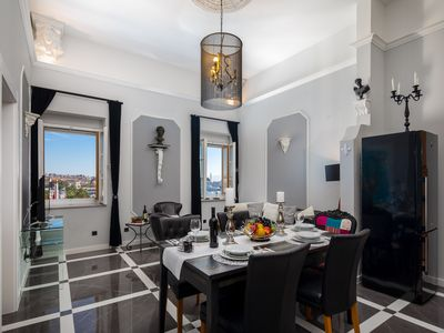 Photo for Luxurious Palace Bajamonti apartment with amazing view