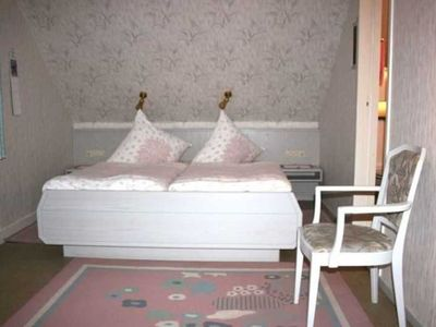 Photo for Double room 02 with shower and toilet - Pension Pension am Walde
