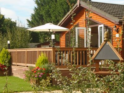 Photo for Abbey Lodge Luxury Lodge