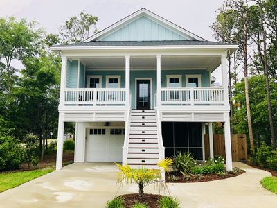 Photo for Britt's barefeet beach retreat is your next vacation rental