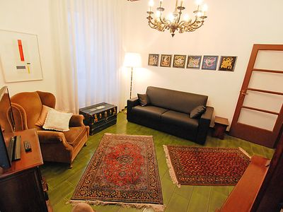 Photo for Apartment Navigli Apartment  in Milan, Lombardy - 5 persons, 2 bedrooms