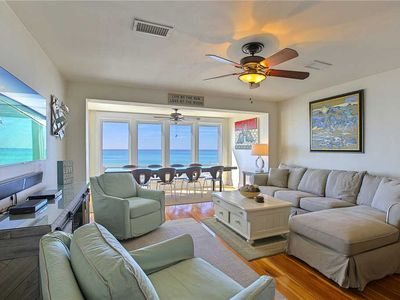 Photo for Seahaunts 3A - 30A! Beachfront! Beautiful Views! Community Pool! Sells Out Fast!
