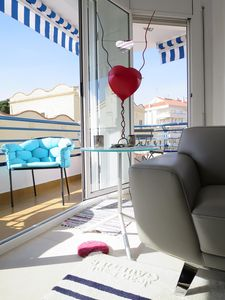 Photo for Sitges Center Sea View Luxury Flat