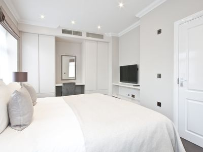 Photo for 3 Bedroom Serviced  Apartment in Kensington  near  V&A, National History museums