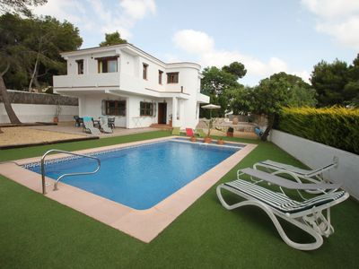 Photo for Colibri - modern, well-equipped villa with private pool in Moraira