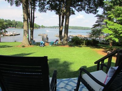 Photo for SPECTACULAR LAKEFRONT OASIS New to VRBO