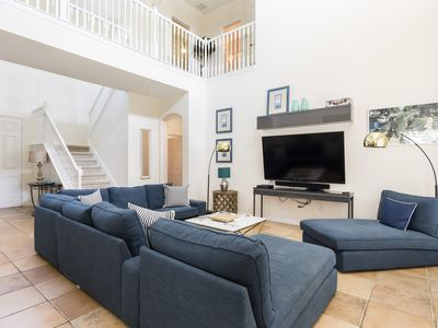 Photo for OG524D-5/3.5, Pool, BBQ Grill, Free Waterpark, Resort View Near Disney