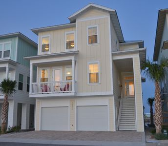 Photo for 5-Star Private Beach Home ** Gated Neighborhood ** Water Everywhere