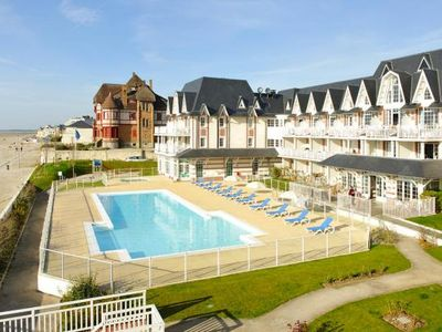 Photo for Residence de la Plage, Le Crotoy  in Picardie - 4 persons, 1 bedroom