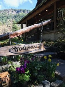 Photo for Trout House on the Road to Mt. Rainier