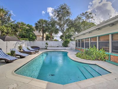 Photo for Fort Lauderdale Home w/ Pool - 1.5 Miles to Beach!
